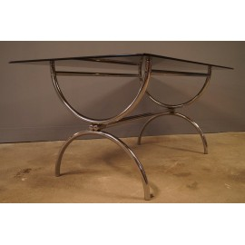 "Table en ""X"" Design 1970"