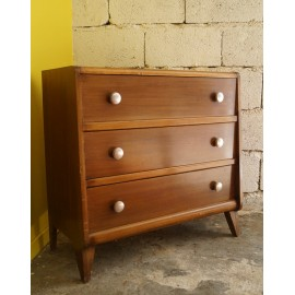 Commode Pied Compas 1950