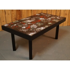 Table Basse Moderniste 1950