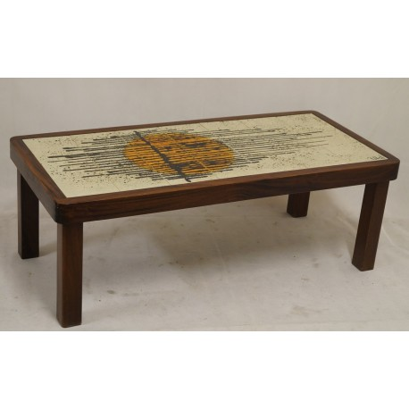 Table basse V. D'Asti 1960